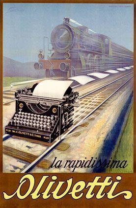 manifesto olivetti